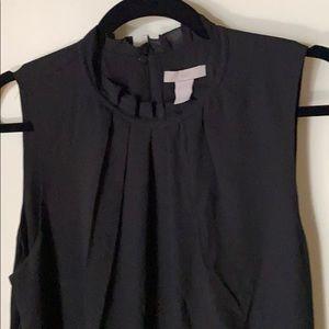 New H&M black shift dress